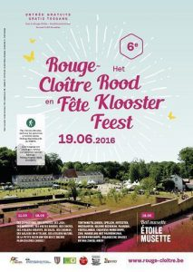 Rouge Cloitre Fete 2016